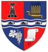Coat of arms of Bihor County