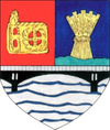 Coat of arms of Ialomiţa County