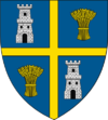 Coat of arms of Olt County