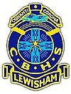 Christian Brothers' High School, Lewisham crest.