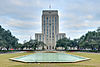 Houston City Hall from Hermann Square (HDR).jpg
