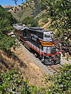 Niles Canyon Transcontinental Railroad Historic District