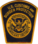 USA - Customs and Border Protection - Border Patrol Patch.png