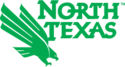 North Texas Solid Green Diving Eagle Left.png