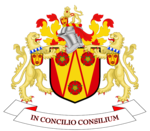 Coat of arms of Lancashire County Council.png
