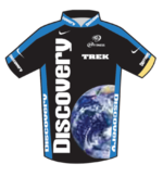 Discovery Channel Jersey 2007 Tour de France.png