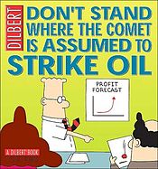 Don't Stand Where The Comet Is Assumed To Strike Oil Cover.jpg
