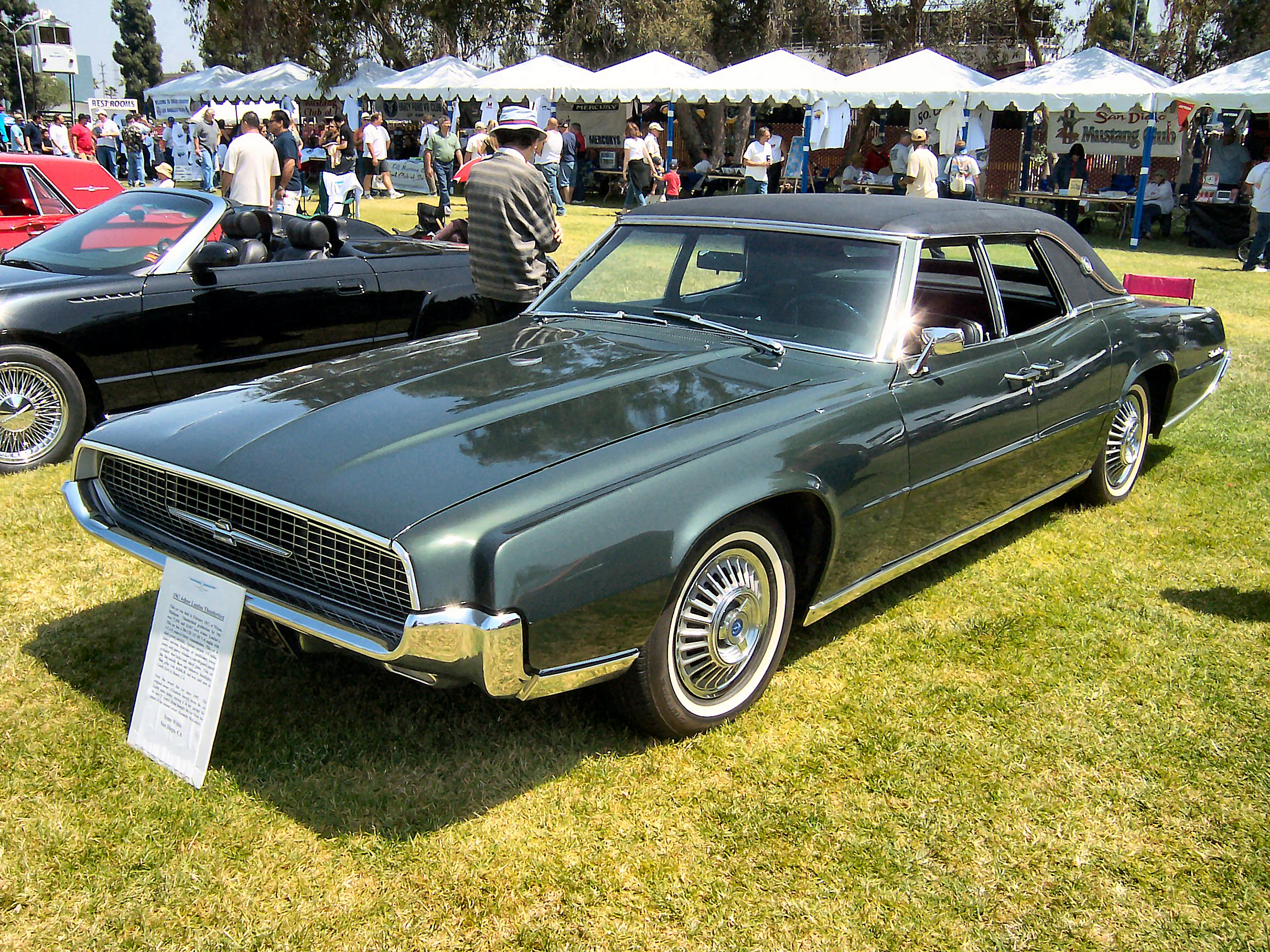 Fifth Generation 1967 1971 Main Article Ford Thunderbird