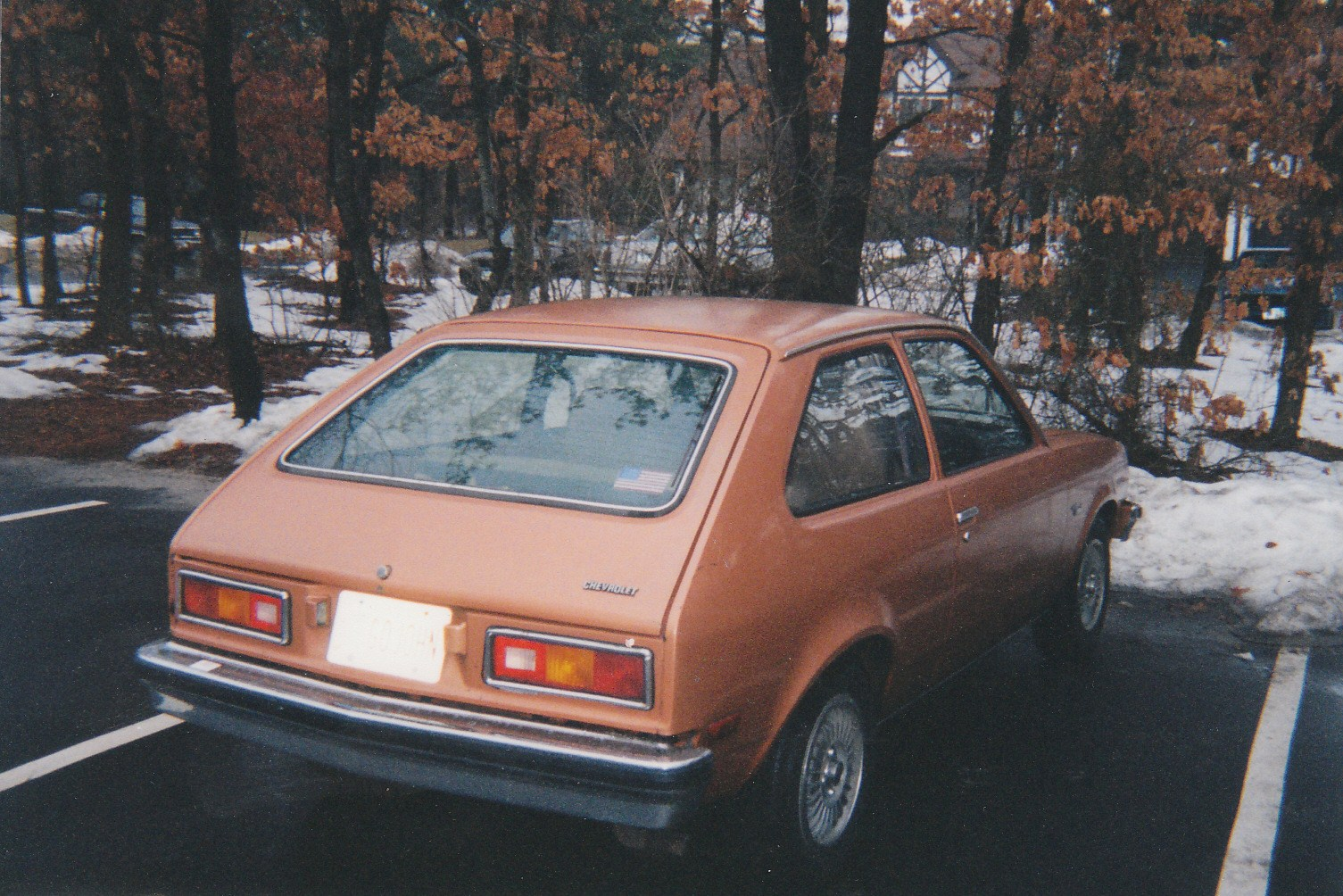 Enchanting Old Chevy Hatchback Composition - Classic Cars Ideas ...
