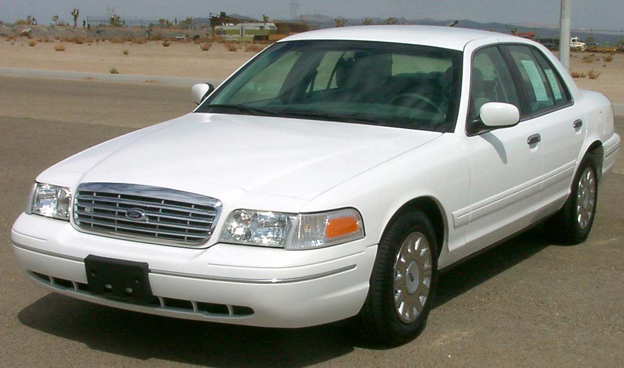 Ford Crown Victoria 1949 2003 Major Mechanical Revisions Lx