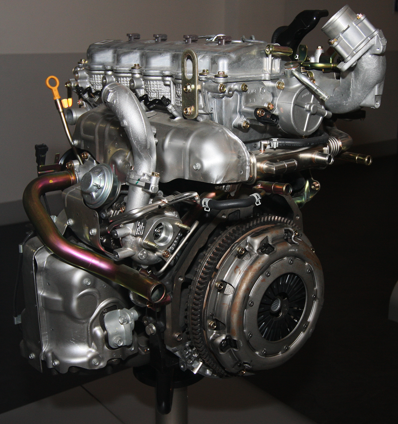 Vp44 Injection Pump >> Nissan YD engine