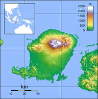 AMI is located in Lombok
