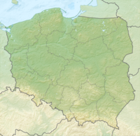 Babia Góra is located in Poland