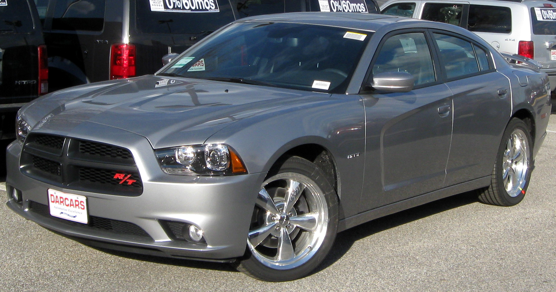Dodge 08 dodge charger srt8 specs : Dodge Charger (LX)