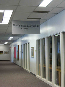 Math & Stats Learning Centre.
