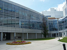 University of Guelph Science Complex.