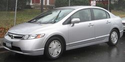 2006-2008 Honda Civic Hybrid (US)