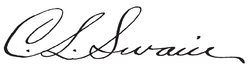 Charles Luther Swain signature.png