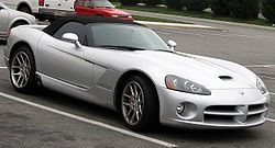 Dodge Viper SRT-10 roadster