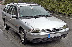 Ford Mondeo I Turnier 20090308 front.jpg