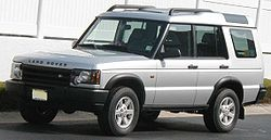 2002–04 Land Rover Discovery II