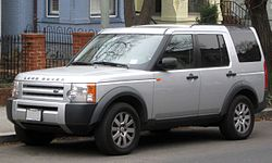 Land Rover LR3 (US)