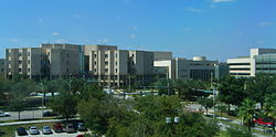 Moffitt Cancer Center viewed from east.JPG