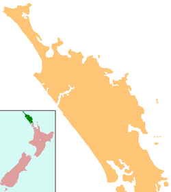 Dargaville is located in Northland