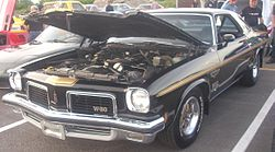 Oldsmobile 442 W30 coupe