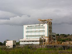 Williamson Diamond Mine, Mwazui, Tanzania 03.jpg