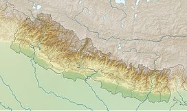 Ngadi Chuli is located in Nepal
