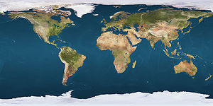 Prime Meridian is located in Earth