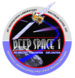 Deep Space 1 mission logo