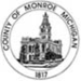 Seal of Monroe County, Michigan