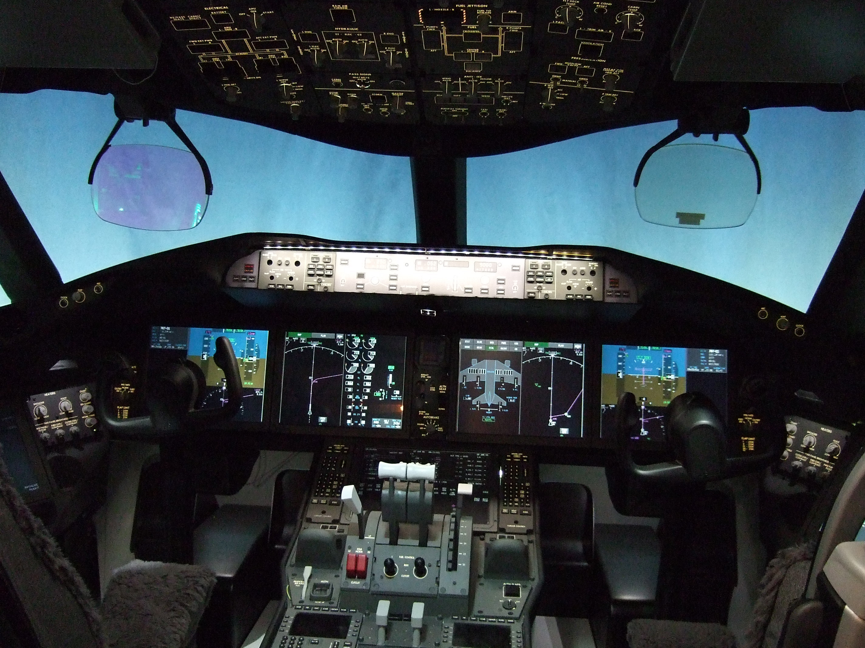 Boeing 787 Dreamliner Wiring Issues Flight Systems