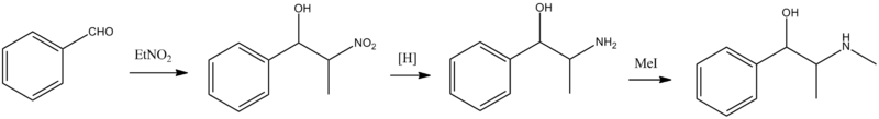 Ephedrine synthesis 1.png