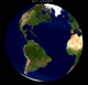 Lunar eclipse from moon-2050Oct30.png