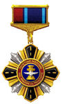 Breast Badge Honorary worker of state supervision in transport.jpg