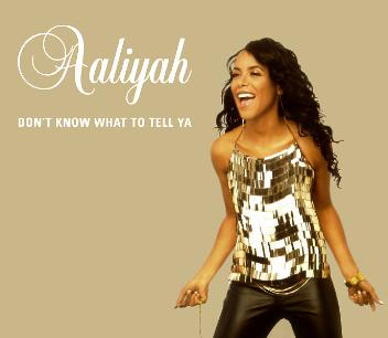 Aaliyah One In A Million Album Artwork