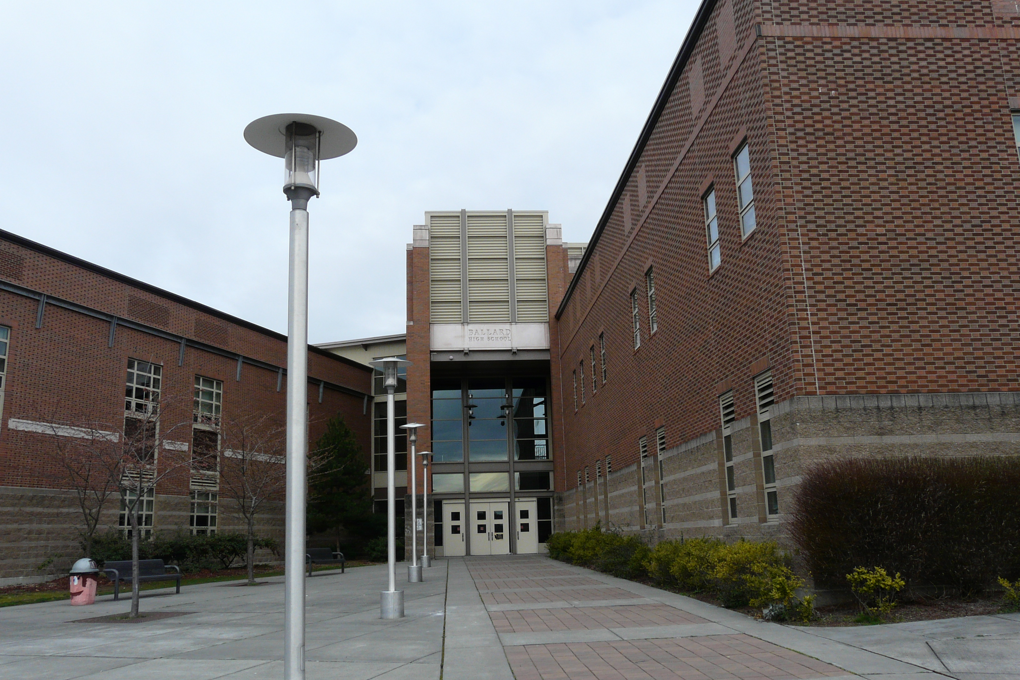 ballard high school (seattle, washington)