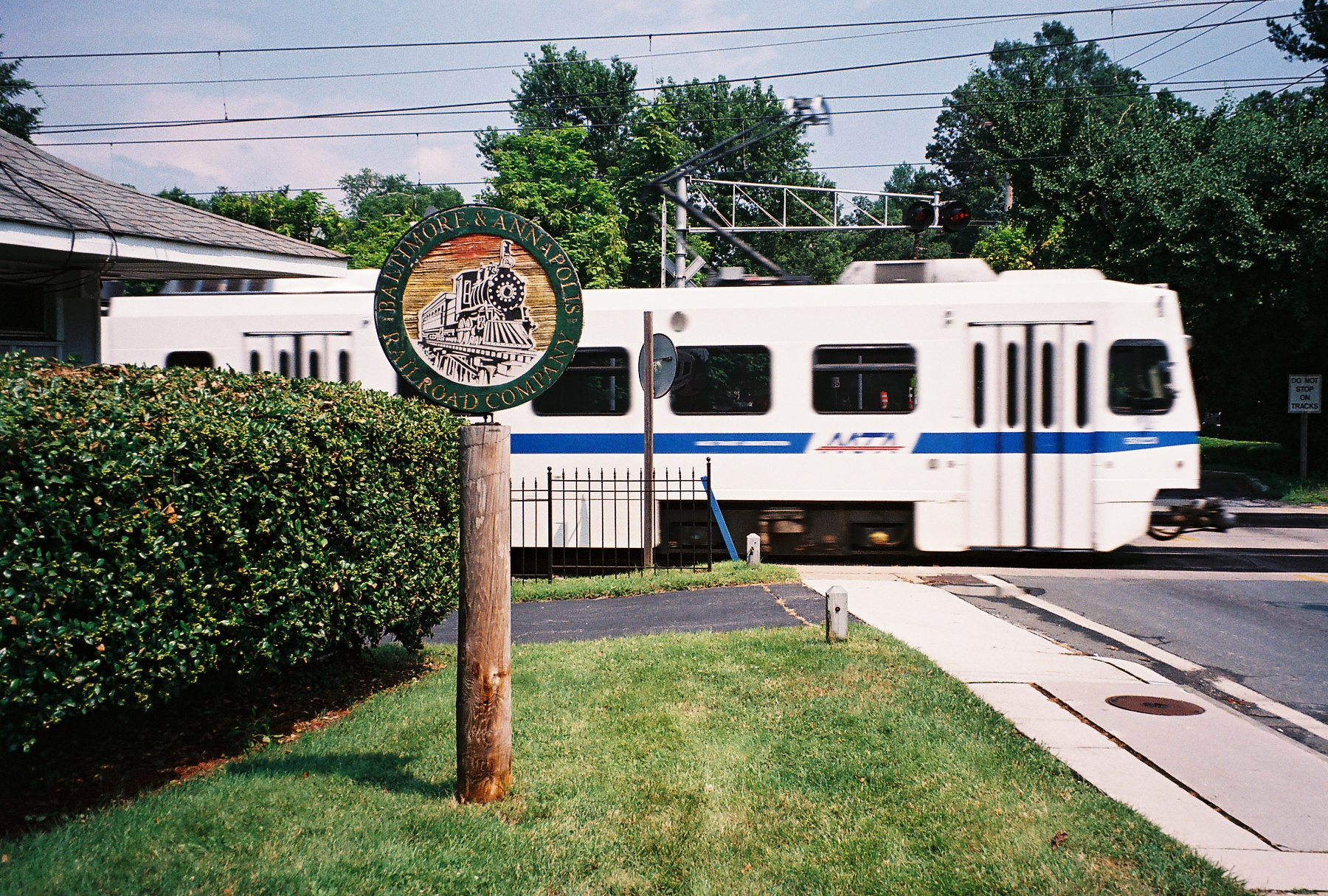 Baltimore and Annapolis Railroad
