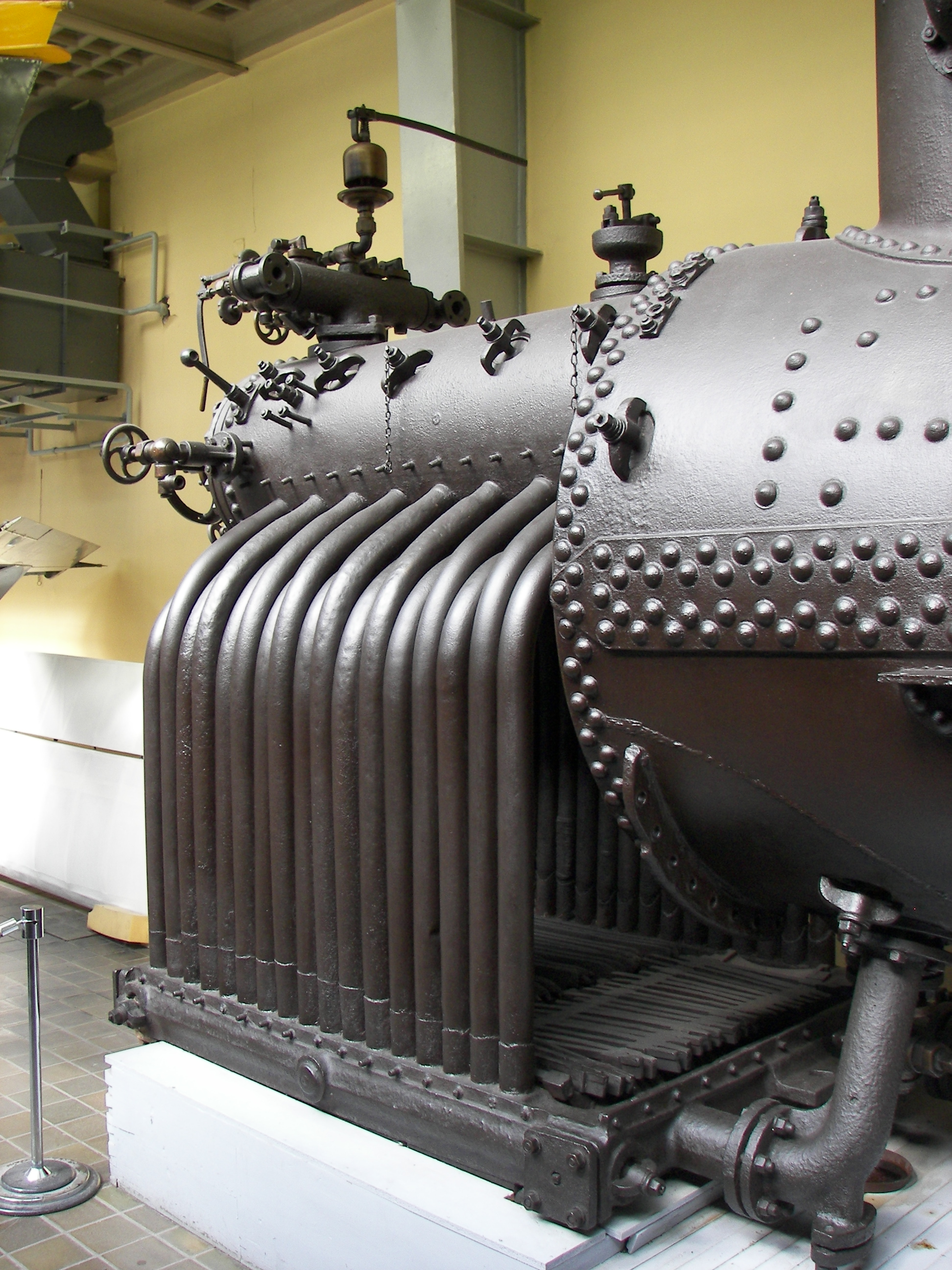 List of boiler types, by manufacturer