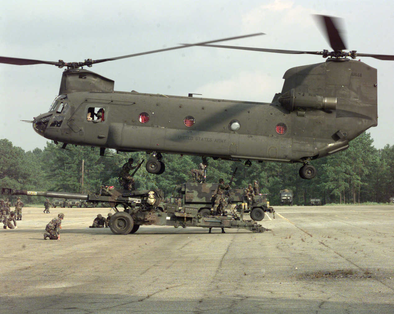 Elicottero Ch : Boeing ch chinook