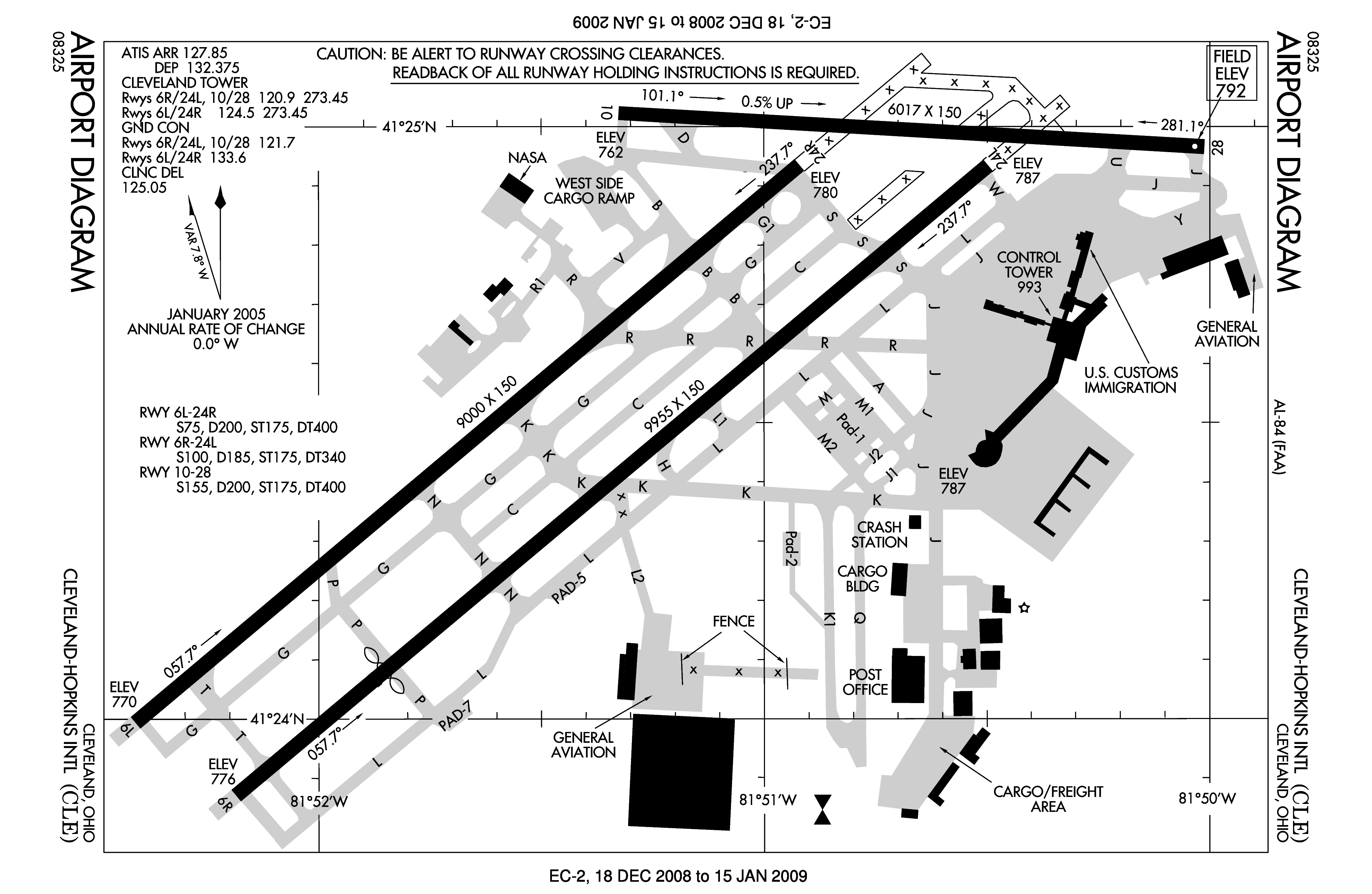 Cleveland hopkins international airport operational history pooptronica Gallery
