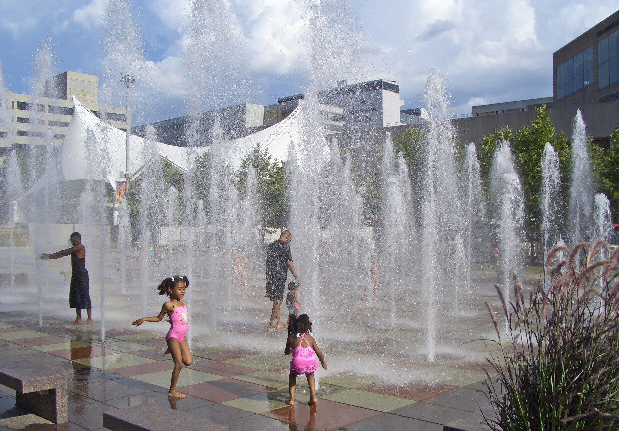 List Of Fountains In The Kansas City Metropolitan Area