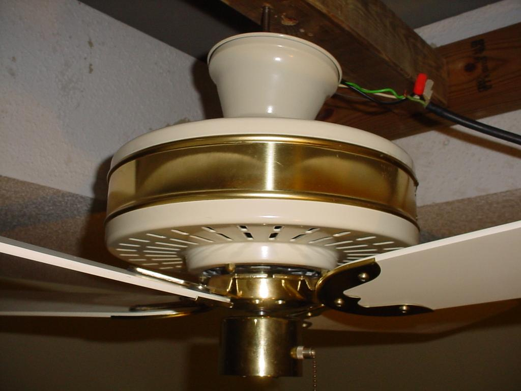 Ceiling Fan By A Pull Chain Or In Some Newer Fans Wireless Remote Types Of