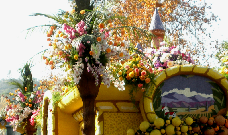 An introduction to the history of the 2000 rose bowl parade in pasadena california
