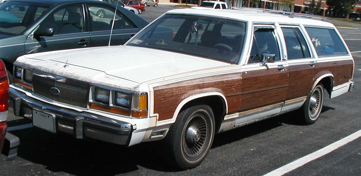 Ford Ltd Town Car For Sale