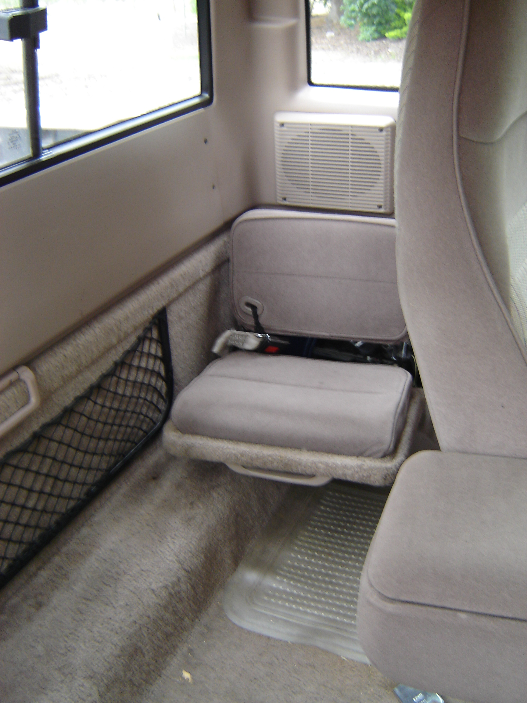 Ford Windstar Bench Seat