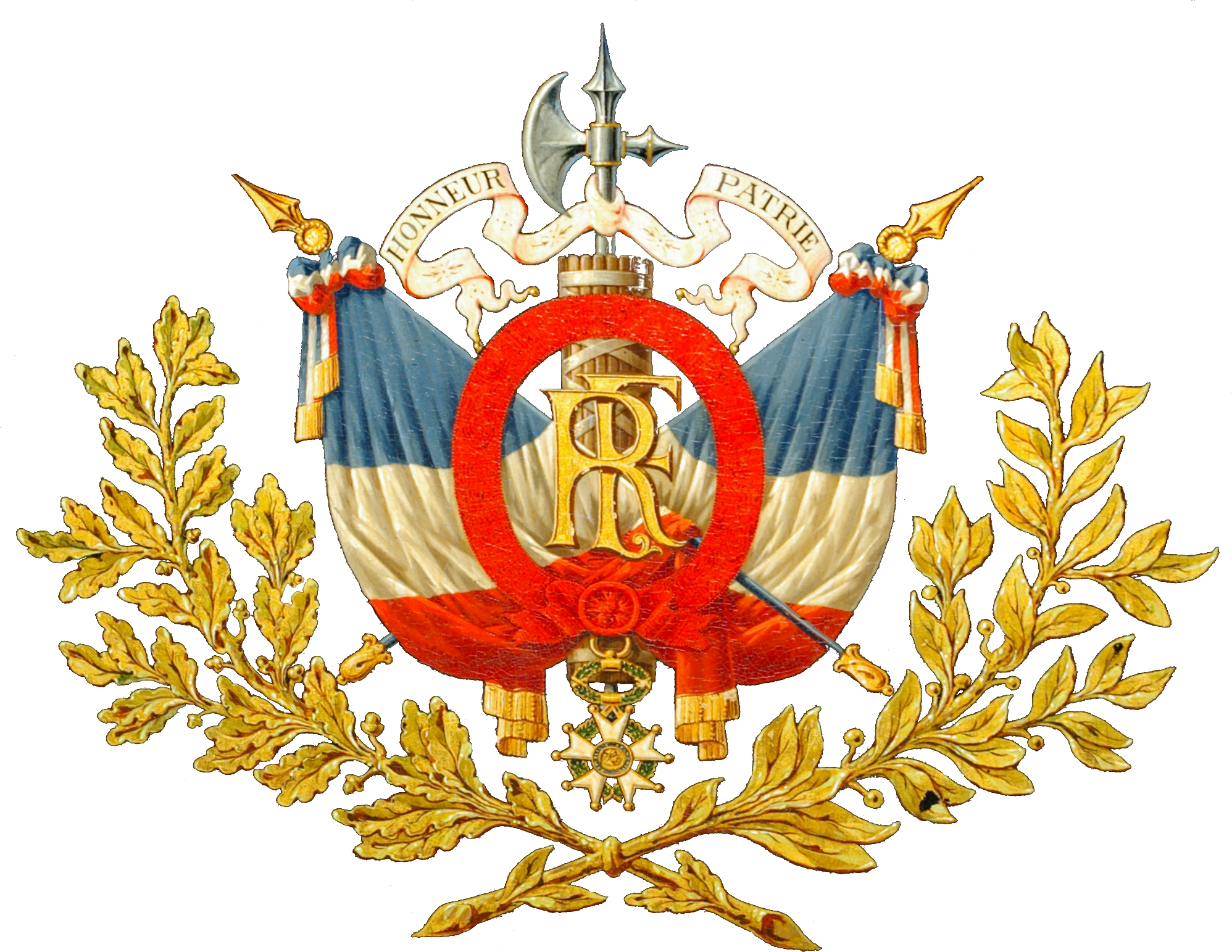 National emblem of france francecoatofarms1898 2g biocorpaavc Image collections